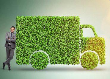 Les avantages environnementaux des camions électriques.